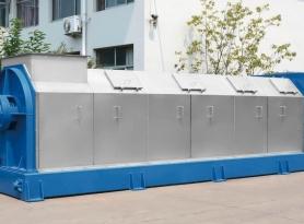 上海单螺旋挤浆机